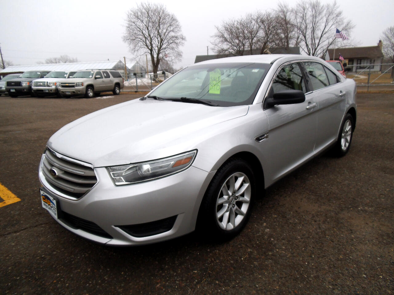 2013 Ford Taurus 4dr Sdn SE FWD