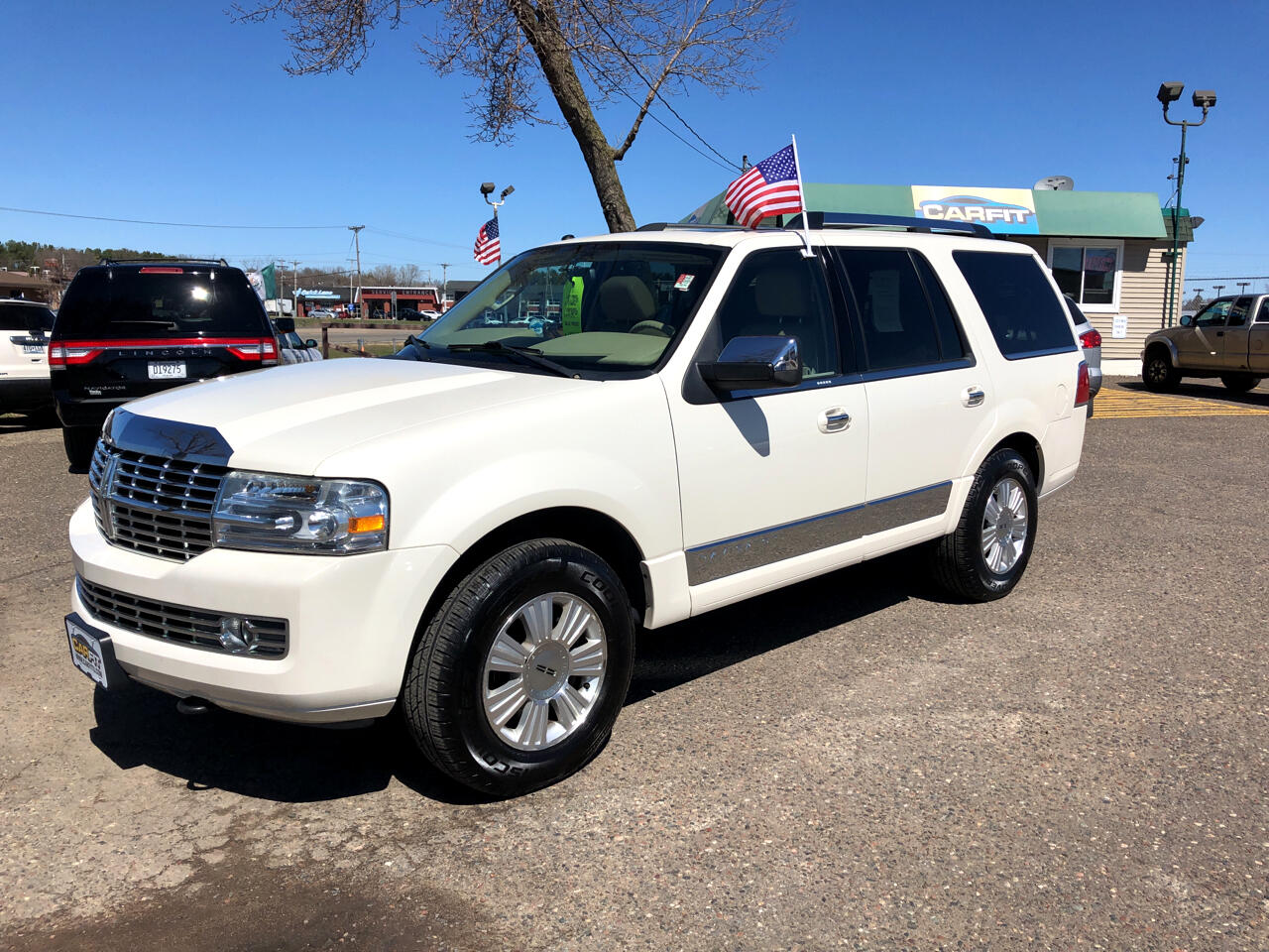 2008 Lincoln Navigator 4WD 4dr Ultimate