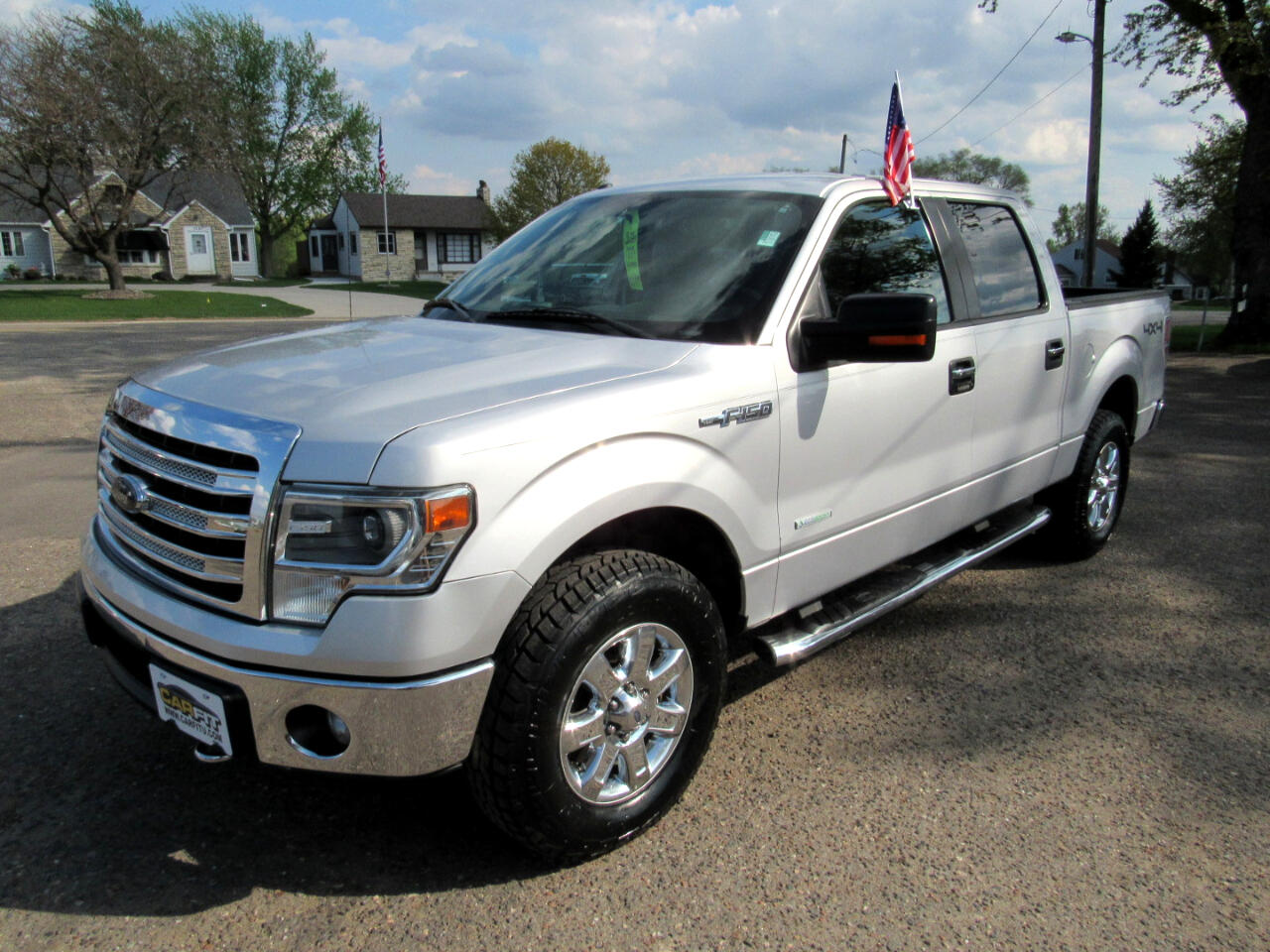 2014 Ford F-150 4WD SuperCrew 145