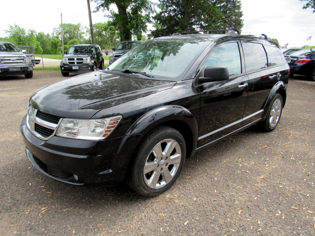 Dodge Journey FWD 4dr R/T 2009