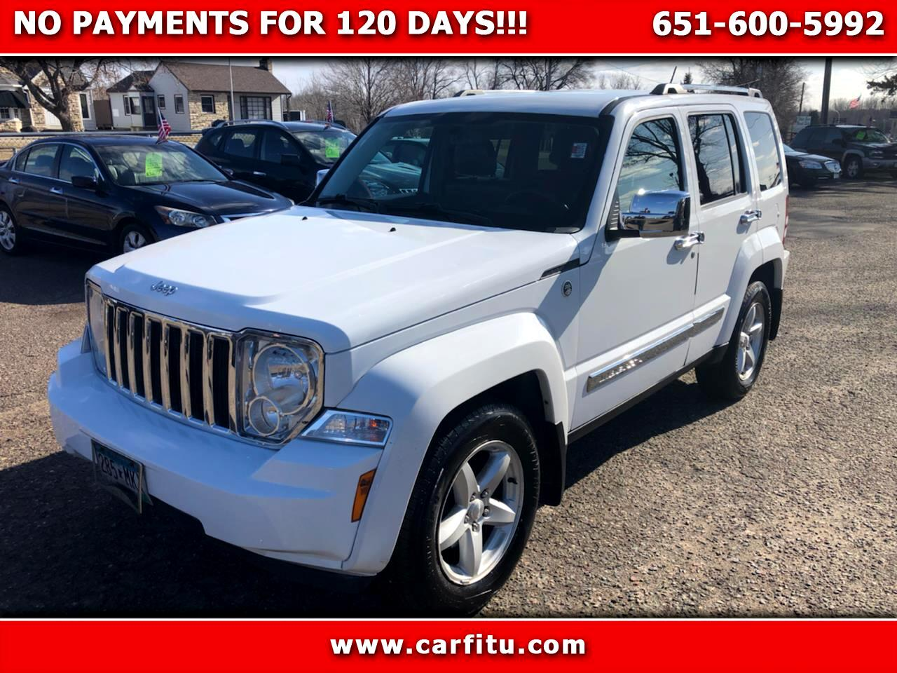 Jeep Liberty 4WD 4dr Limited 2012