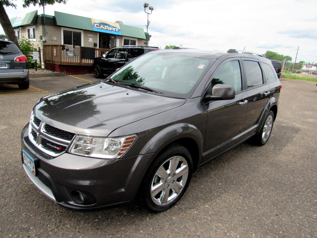 Dodge Journey AWD 4dr Limited 2014