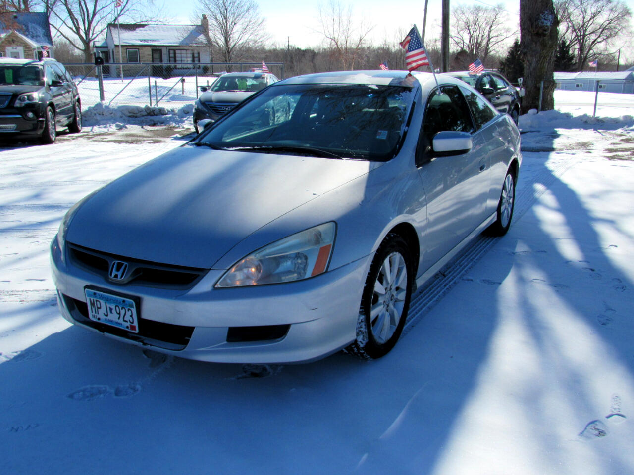 Honda Accord Cpe EX-L V6 AT 2006