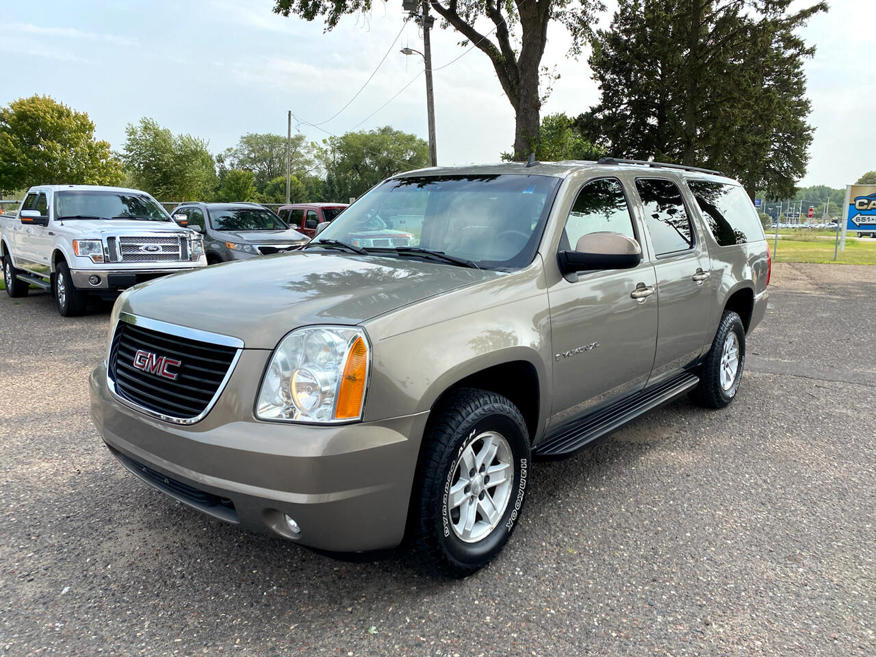Used 2007 Gmc Yukon Xl 4wd 4dr 1500 Sle For Sale In White Bear Lake Mn 55110 Carfit