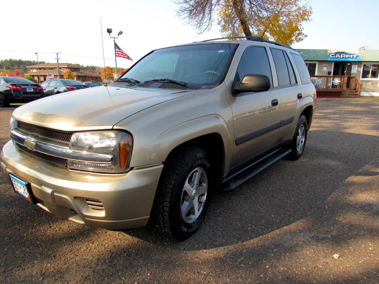 Chevrolet TrailBlazer 4dr 4WD LS 2005