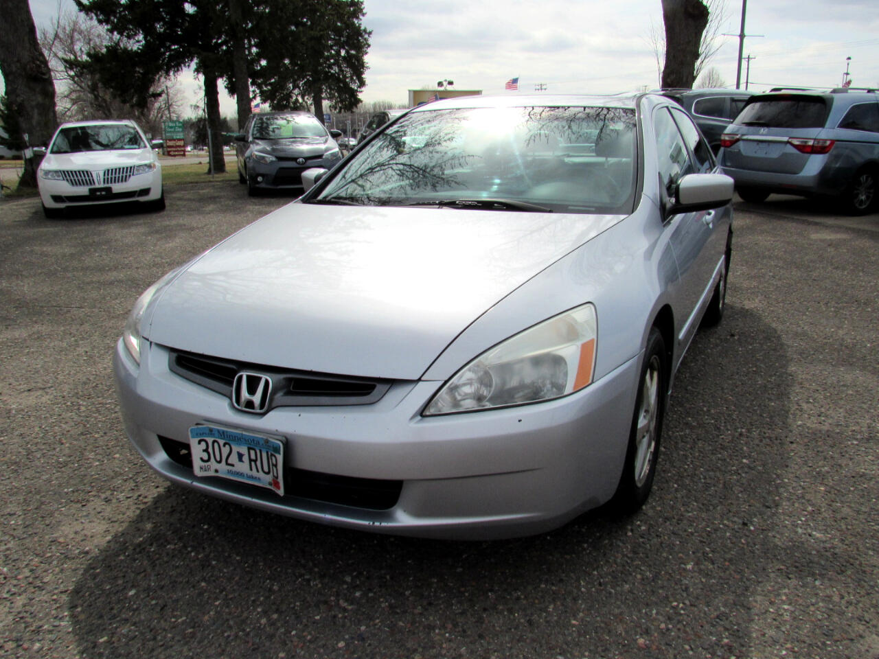 Honda Accord Sdn EX Auto w/Leather 2003