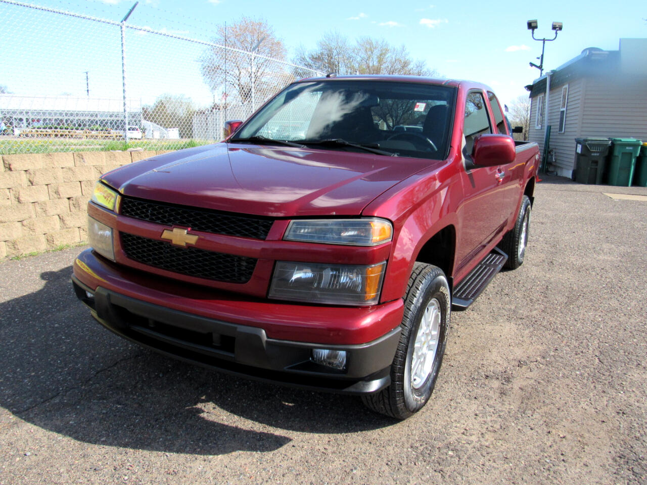 "Chevrolet Colorado 4WD Ext Cab 125.9"" LT w/1LT 2010"