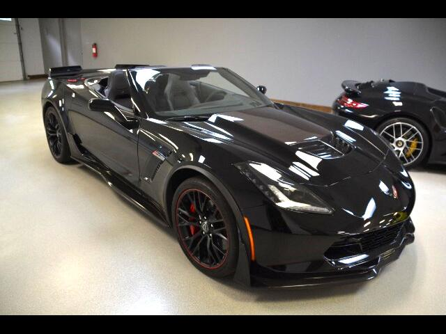 2017 Chevrolet Corvette 3LZ Z06 Convertible