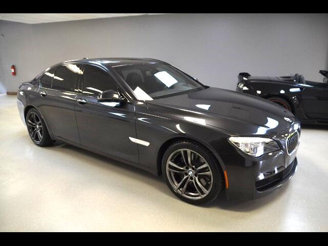 2013 BMW 7-Series 750i