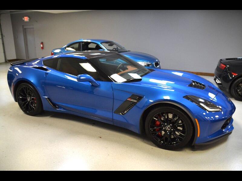 2015 Chevrolet Corvette 3LZ Z06 Coupe