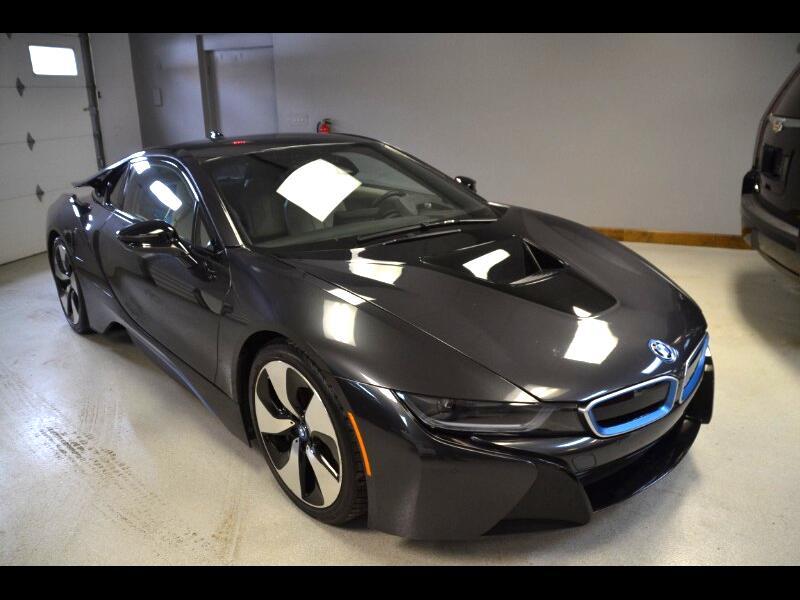 2014 BMW i8 Base