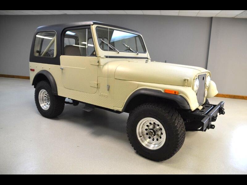 Jeep CJ-7 Base 1979