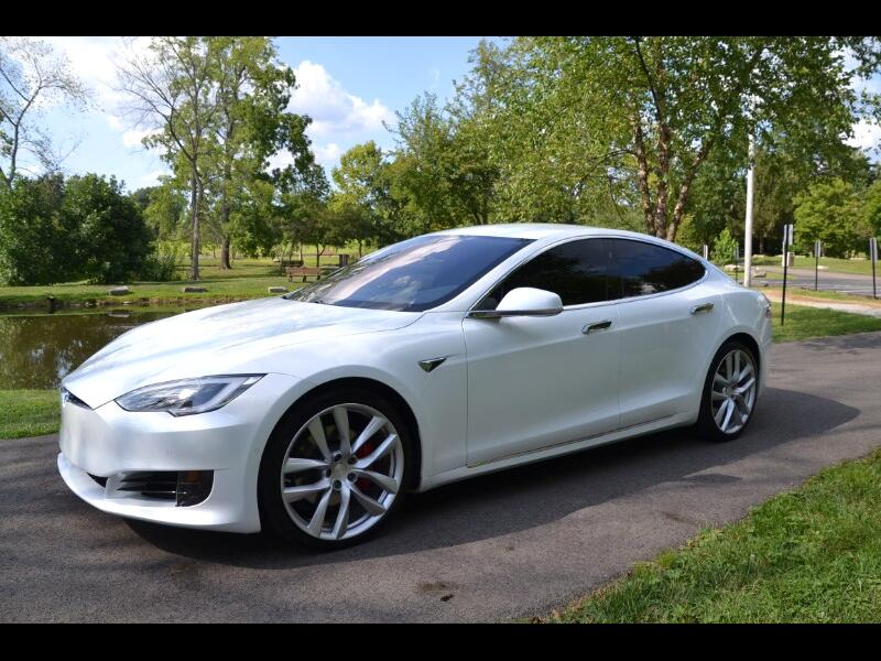 Used 2016 Tesla Model S P100D for Sale in Dayton OH 45458 Midwestern