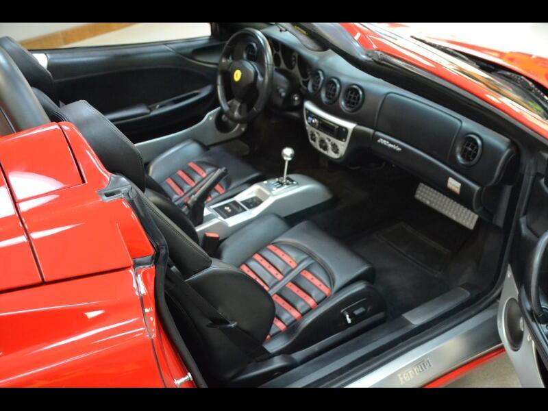 Ferrari 360 Modena Spider 2003