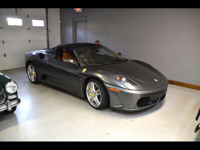 Ferrari F430 Spider 2008