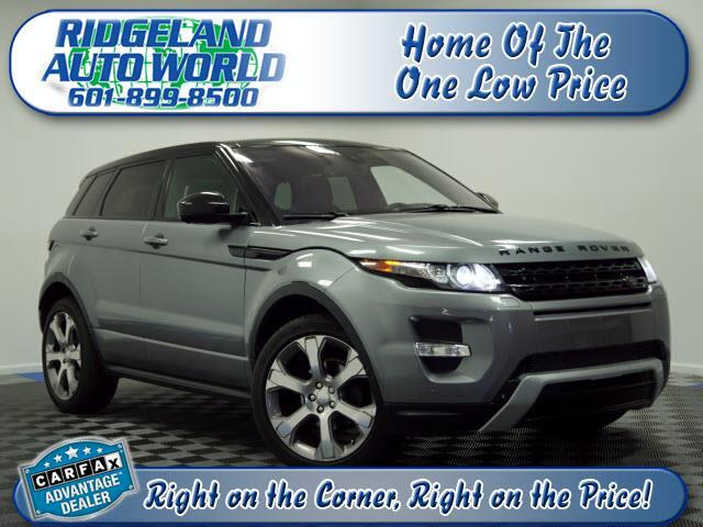 2014 Land Rover Range Rover Evoque Dynamic Premium 5-Door