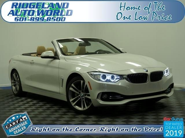 BMW 4-Series 435i convertible 2016