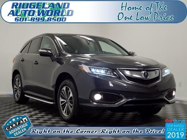 Acura RDX 6-Spd AT w/Advance Package 2016