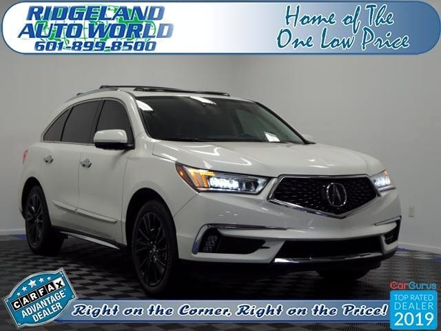 Acura MDX 9-Spd AT SH-AWD w/Advance Package 2017