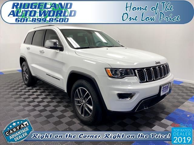 Jeep Grand Cherokee Limited 2WD 2017