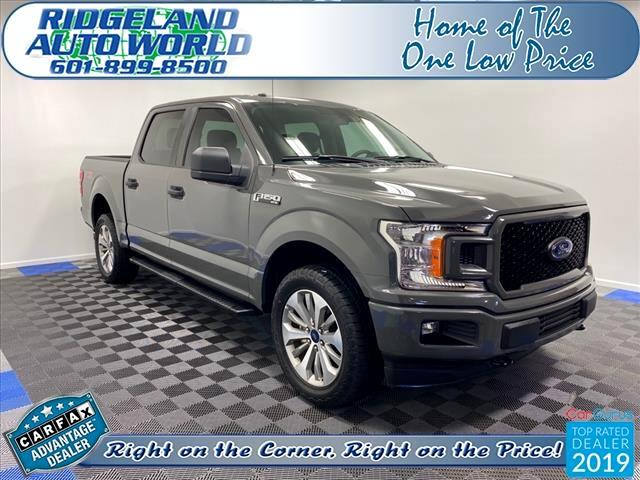Ford F-150 XL 4WD SuperCrew 5.5' Box 2018
