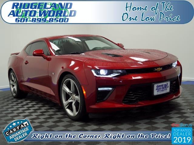 Chevrolet Camaro 2SS Coupe 2016