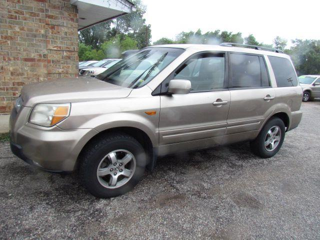 2006 Honda Pilot EX w/ Leather and DVD