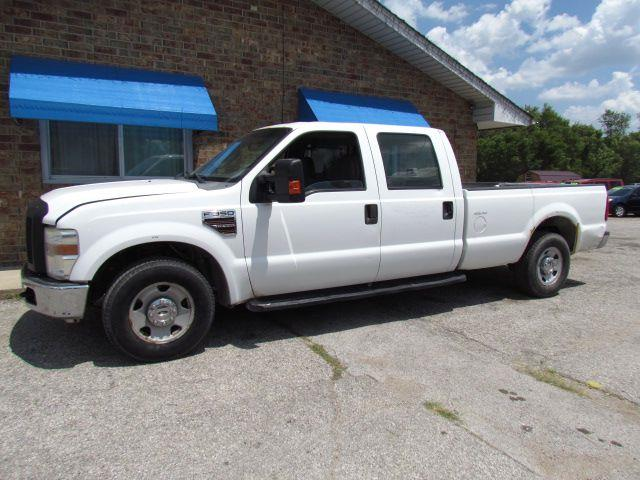 2008 Ford F-350 SD XL Crew Cab 2WD