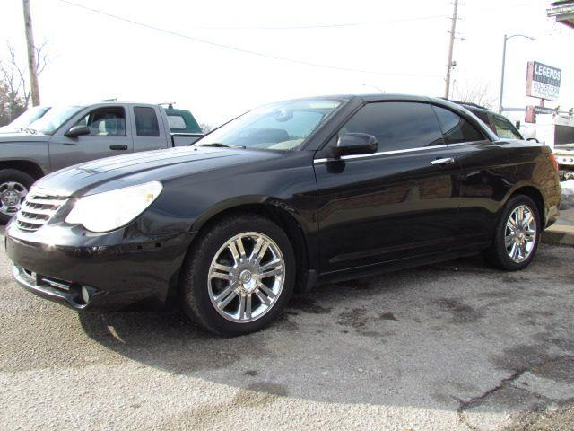 2009 Chrysler Sebring Convertible Limited