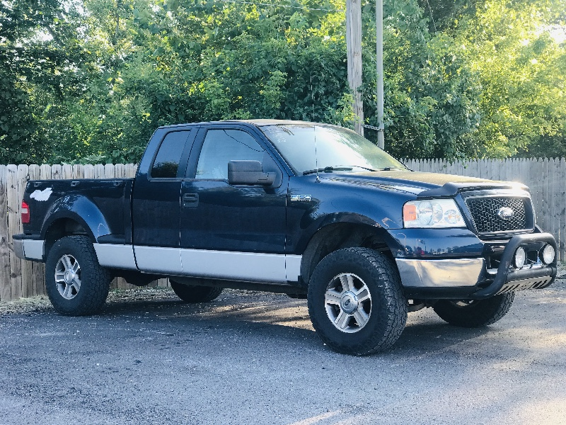 2005 Ford F-150 XLT SuperCab Flareside 4WD