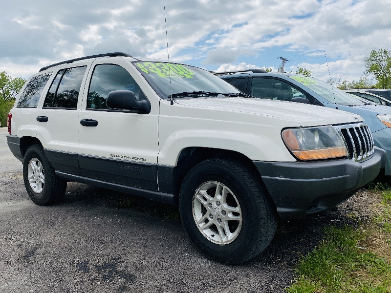 used 2002 jeep grand cherokee laredo 4wd for sale in kansas city ks 66109 legends auto ranch 2002 jeep grand cherokee laredo 4wd