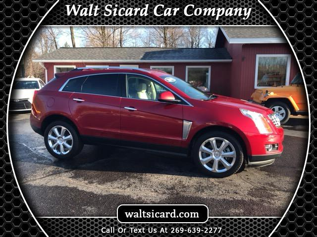 2015 Cadillac SRX Performance Collection AWD