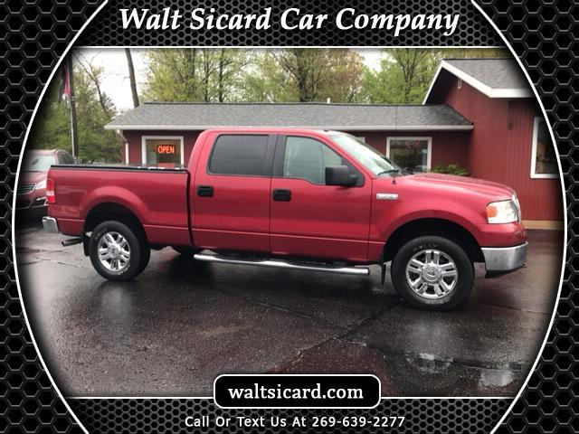2008 Ford 150 XL SuperCrew Short Bed 4WD