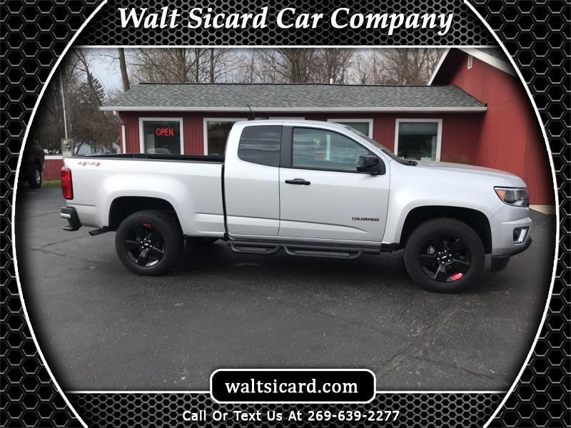 2018 Chevrolet Colorado Z71 Ext. Cab 4WD