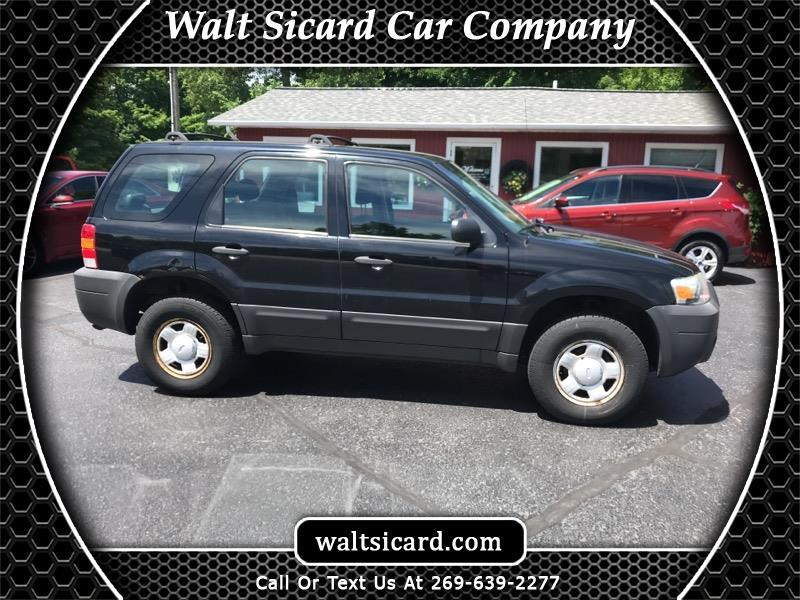 Ford Escape XLS 4WD 2006