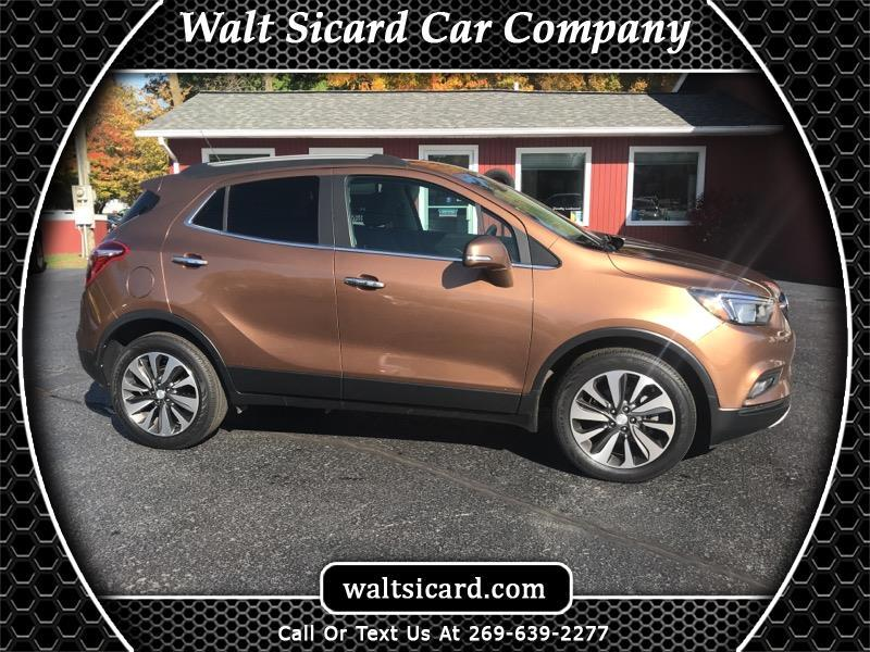 Buick Encore FWD 4dr Preferred II 2017
