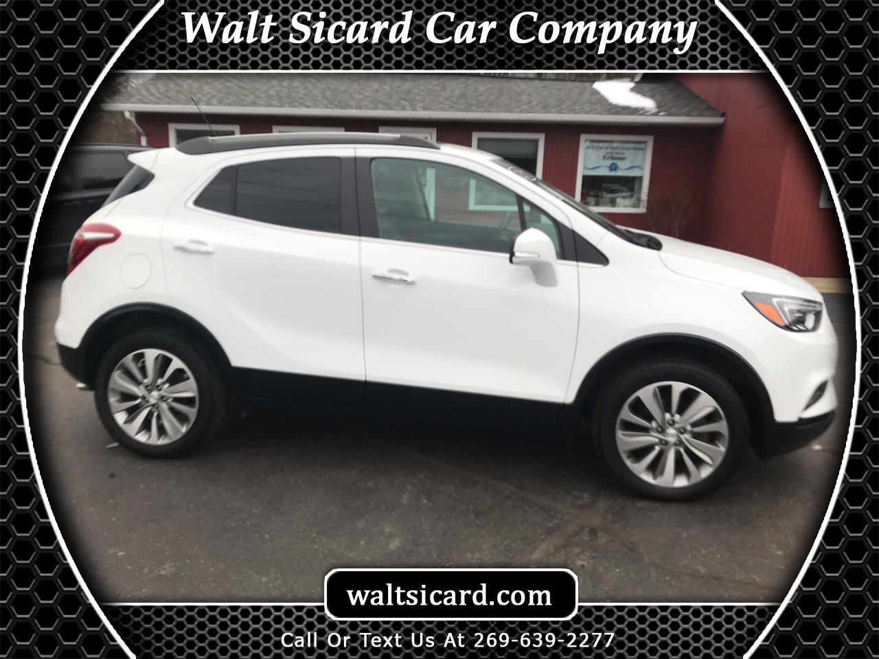 Buick Encore AWD 4dr Essence 2017