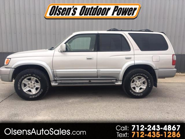 1999 Toyota 4Runner 4WD 4dr V6 Limited (Natl)