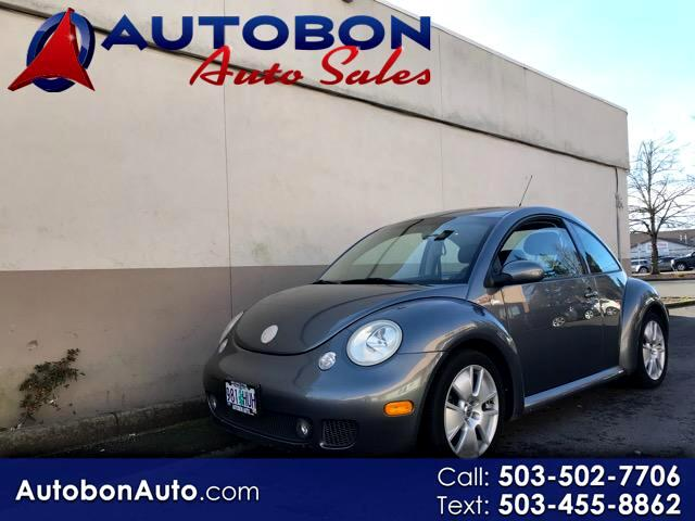 2003 Volkswagen New Beetle Turbo S 1.8L