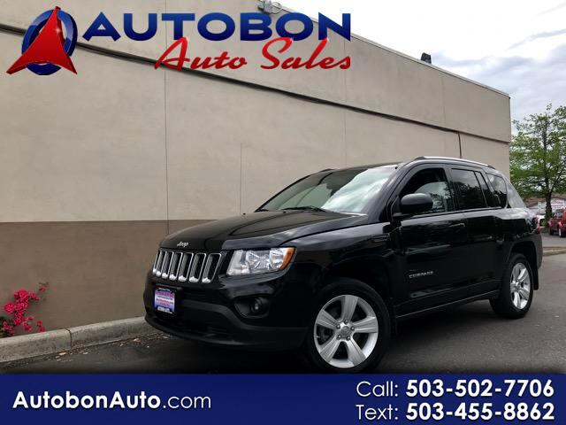 2012 Jeep Compass 2WD