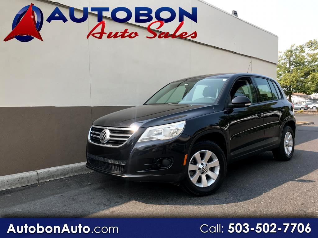 Used 2010 Volkswagen Tiguan FWD 4dr Man S for Sale in Portland OR 97233 Autobon Auto Sales