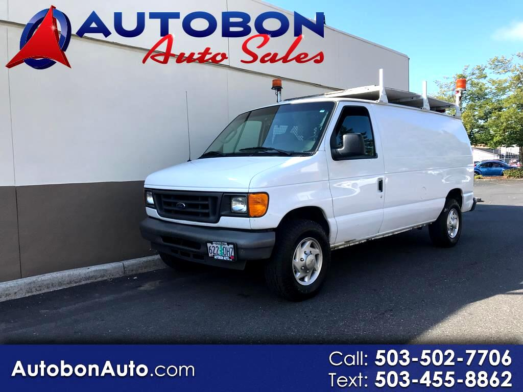 2007 Ford Econoline Cargo Van E-350 Super Duty Recreational