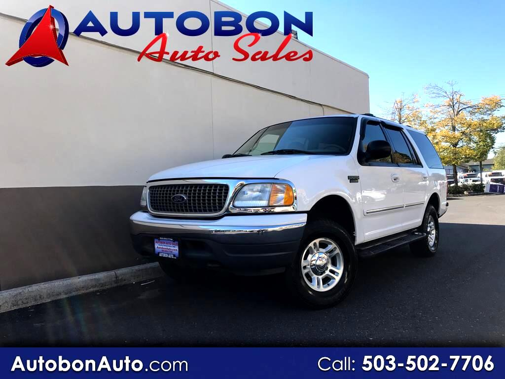 """2001 Ford Expedition 119"""" WB XLT 4WD"""