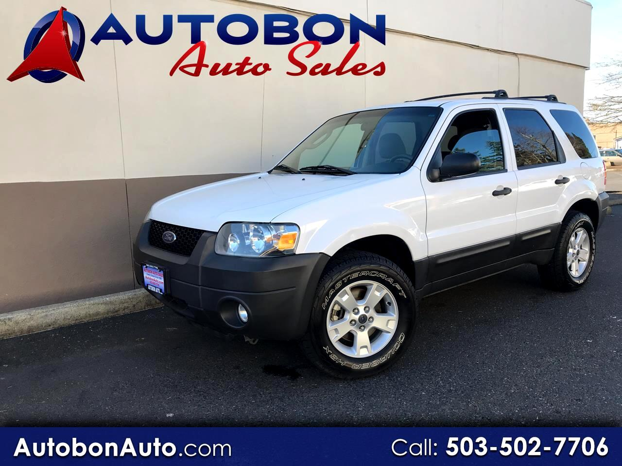 2007 Ford Escape 4WD 4dr V6 Auto XLT