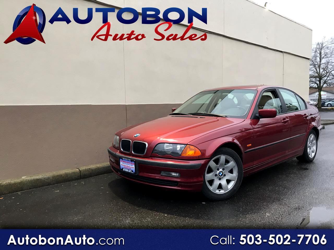 2000 BMW 3 Series 323i 4dr Sdn