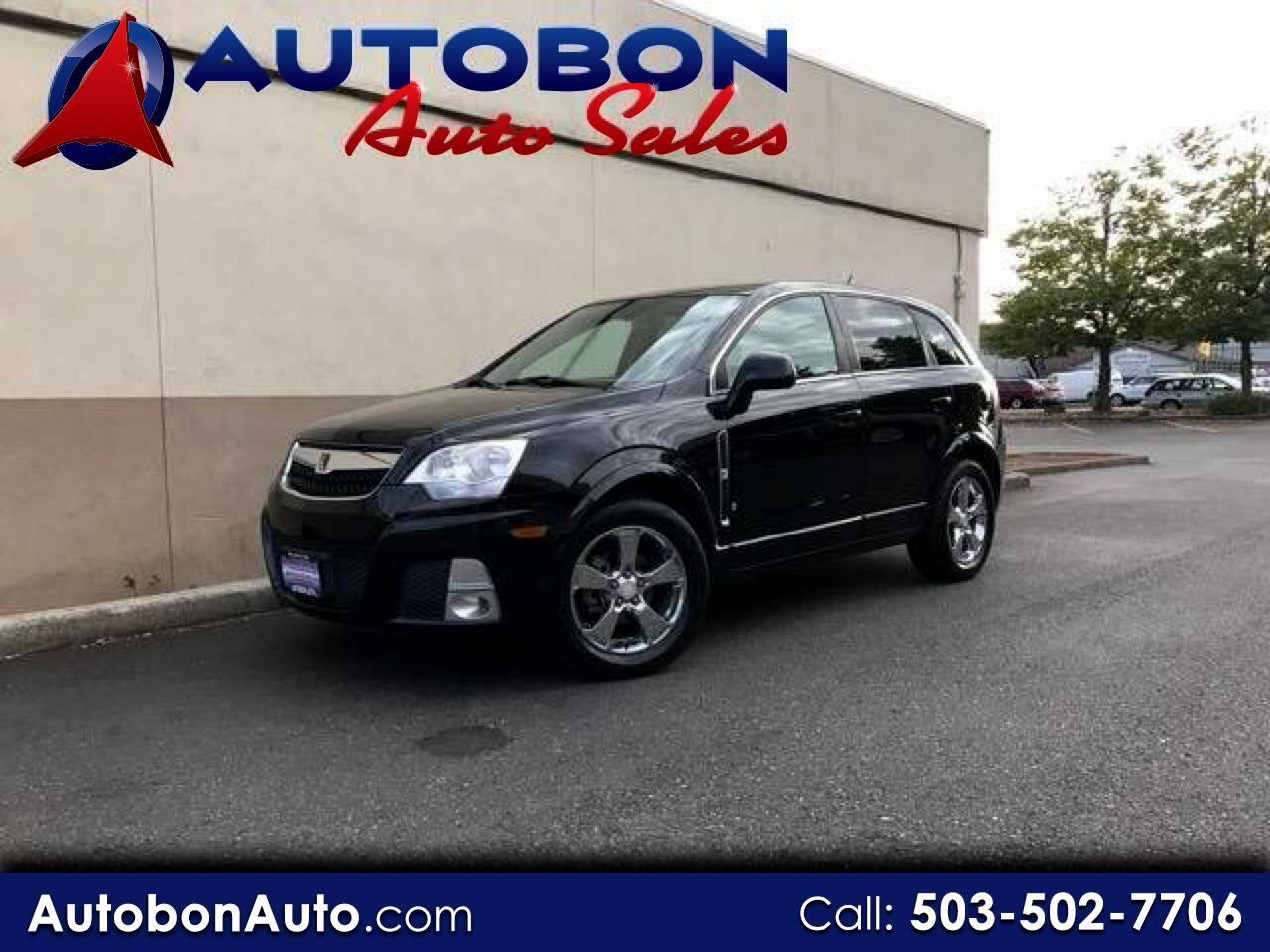 2008 Saturn VUE AWD 4dr V6 Red Line