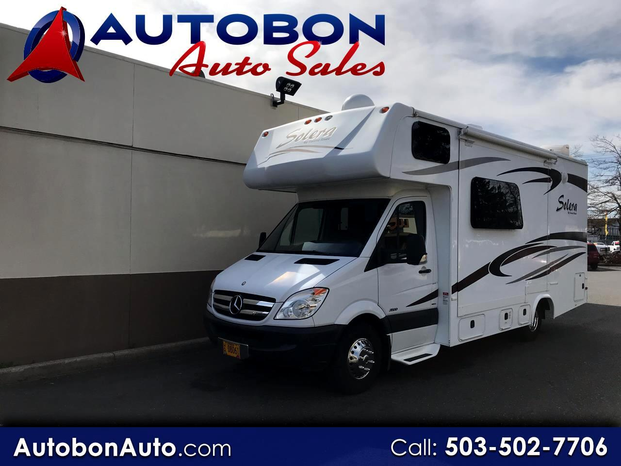 "2014 Mercedes-Benz Sprinter Chassis-Cabs 2WD Reg Cab 170"" WB"