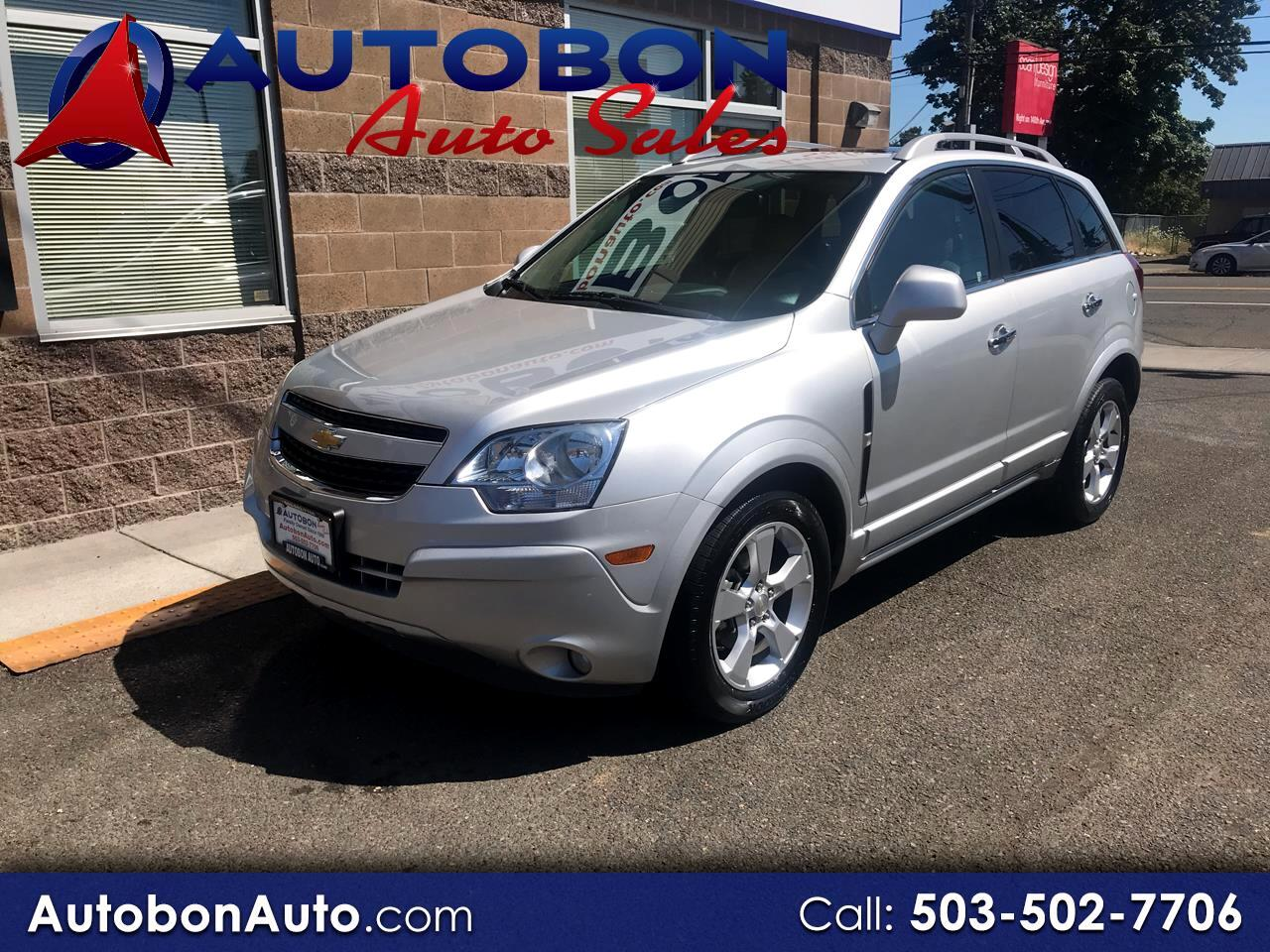 2013 Chevrolet Captiva Sport Fleet AWD 4dr LTZ