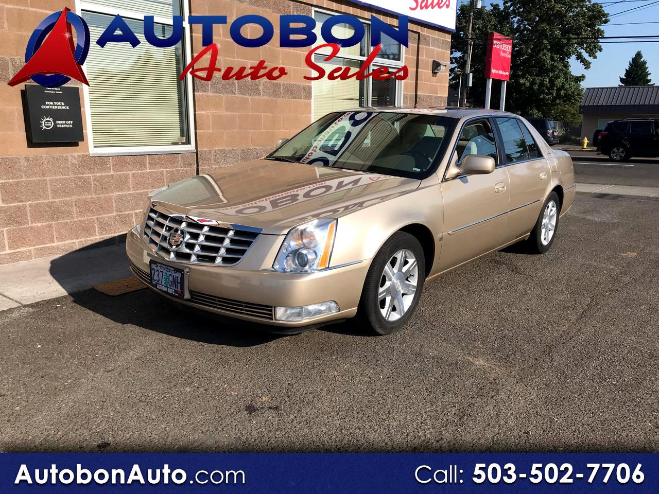 2006 Cadillac DTS 4dr Sdn w/1SB