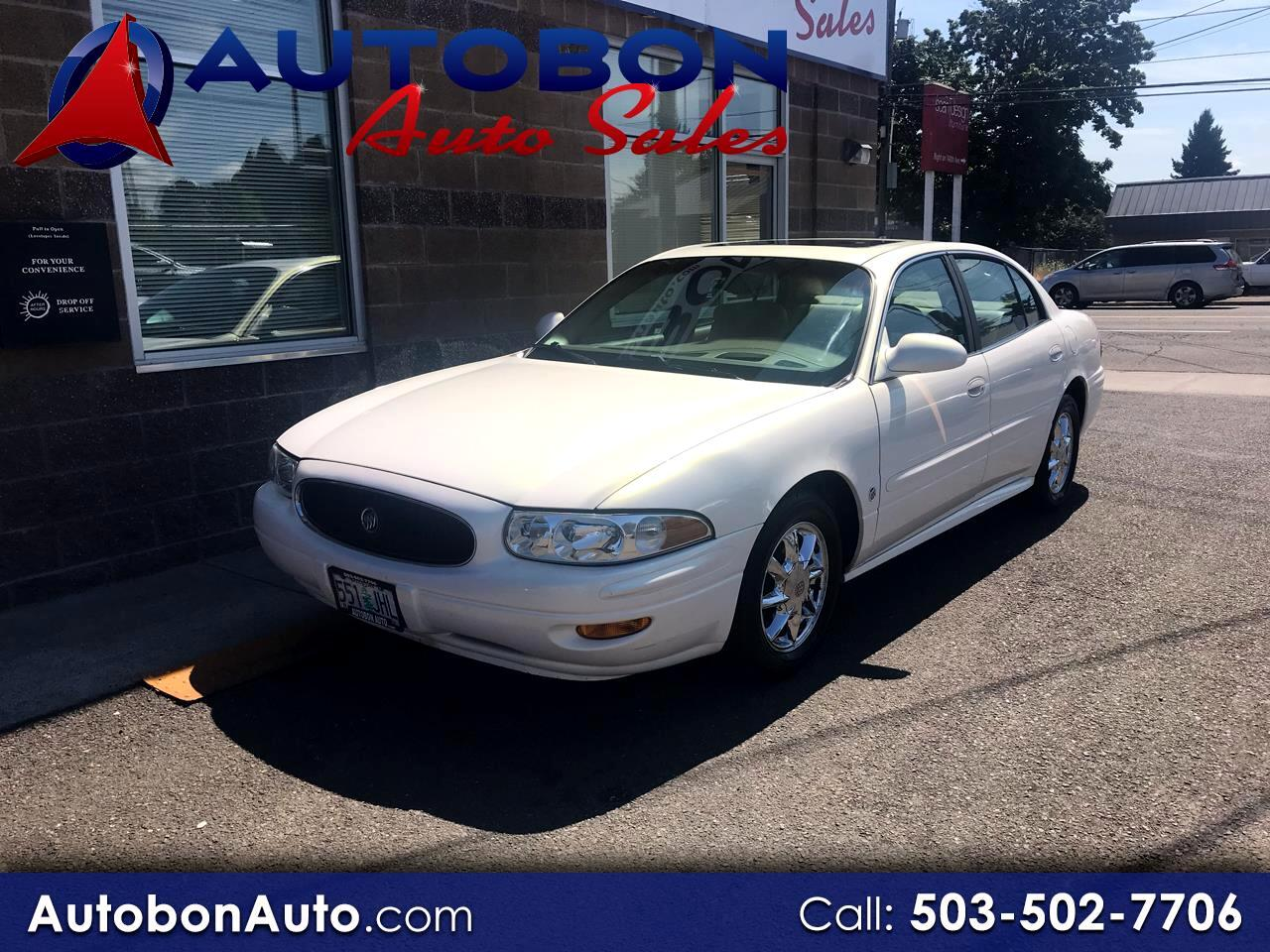 Buick LeSabre 4dr Sdn Limited 2005